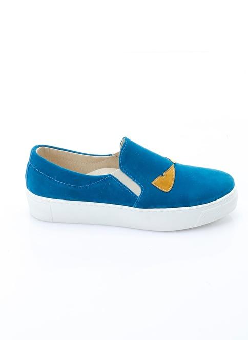 Shoes&Moda Ayakkabı Mavi